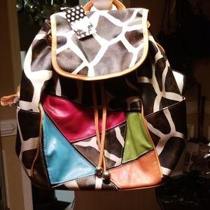Katie B. G. Backpack  ,NWT